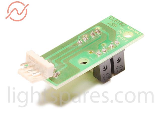 Coemar CF7 - Tilt Sensor PCB new