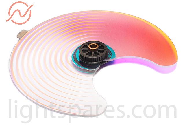 HES Studio Color 575 - Colorwheel Magenta