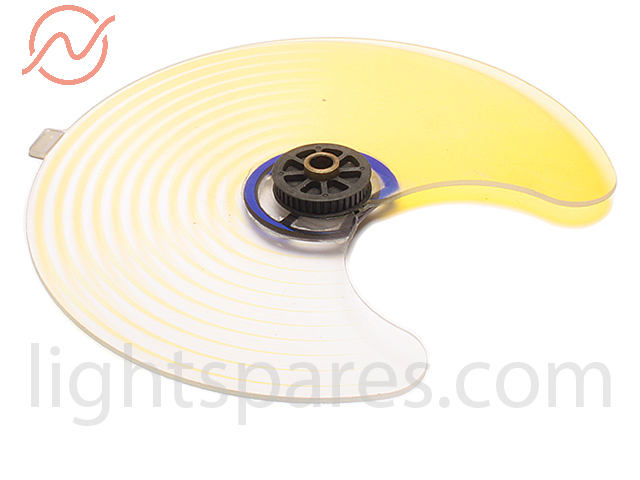 HES Studio Color 575 - Colorwheel Yellow