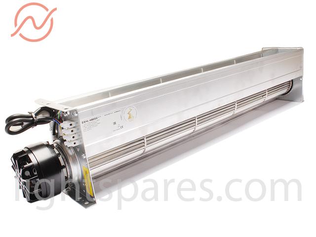 PANI Bühnendimmeranlage - Querstromlüfter QK08A-4E