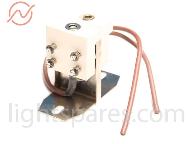 Niethammer HPZ 2KW - Lampenfassung GY16 R (Röhr)
