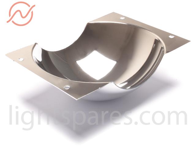 ADB - Aluminium reflector for B/205 serie