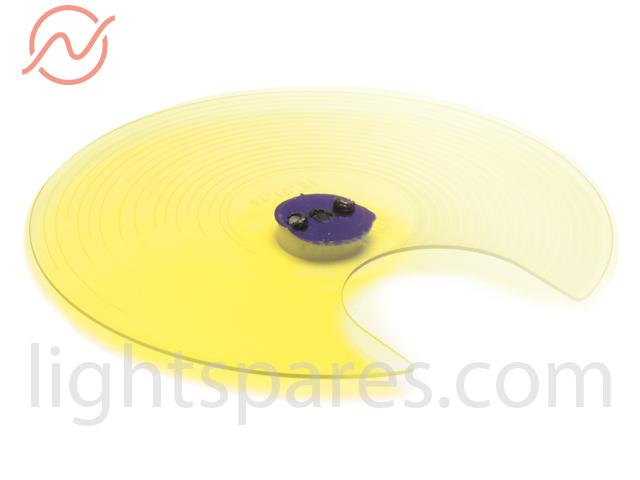 Amptown WL - Yellow Wheel