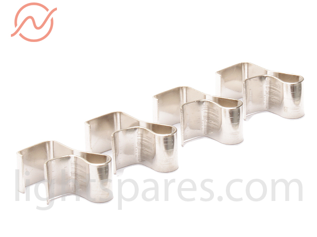 Strand - Lens Holderclips (Set of 4 pieces)