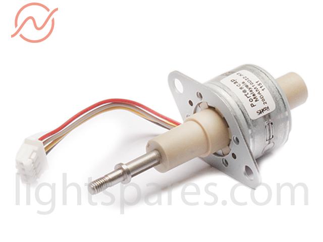 JB - Schrittmotor d=20mm linear mit Kabel