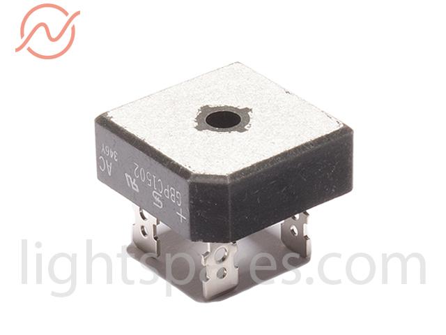 JB VaryLED3-84 - Gleichrichter 15A Brücke GBPC