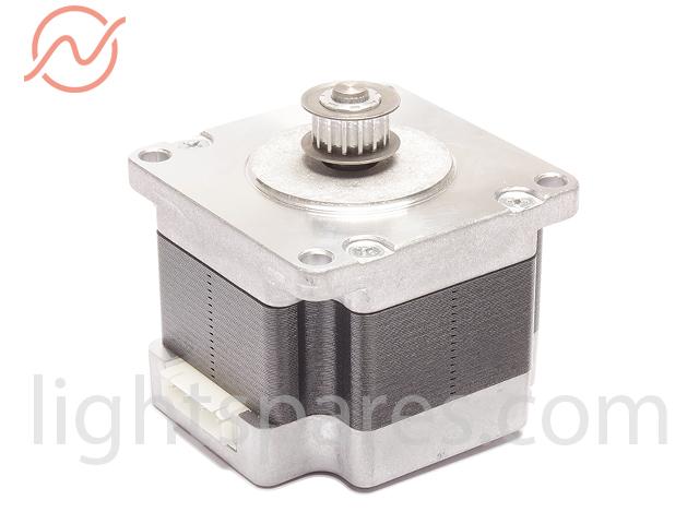 JB-Lighting A12 - Schrittmotor X-Achse (PAN)