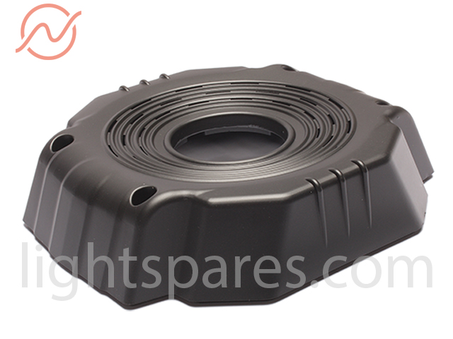 PR LIGHTING XS 250 - Plastic Cover Head Front