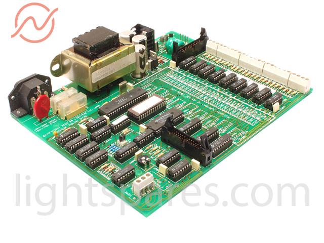Zero88 Sirius 24/48 - DEMUX Main PCB