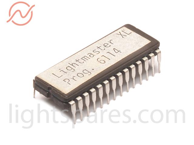 Zero88 Lightmaster XLS  - Prog. IC 6114