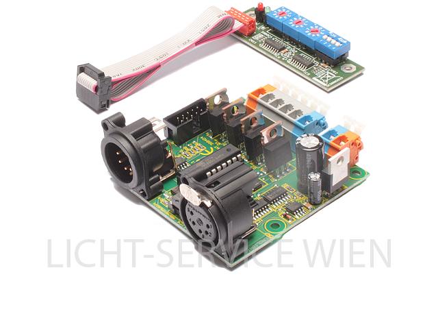 Soundlight DMX512 -> DSI/DALI Converter