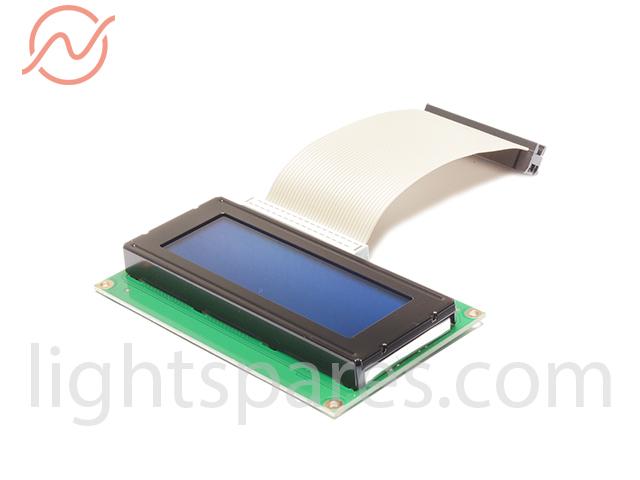 Soundlight LCD Displayplatine für Tester 3215A