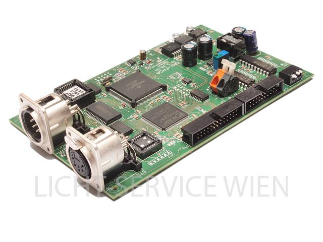 Celco Fusion 2000 - Dmx Platine PCB DMX-FPGA