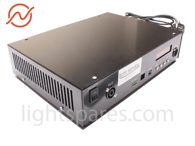 Glasson - RM500-48 Power Unit, DMX