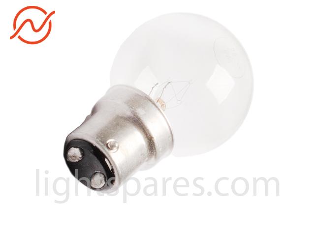 Glasson - Glühlampe klar 5W 48V
