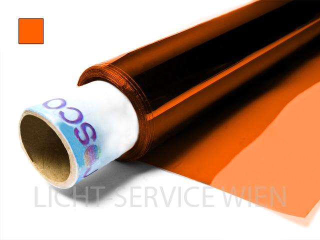 Rosco Supergel #023 Orange