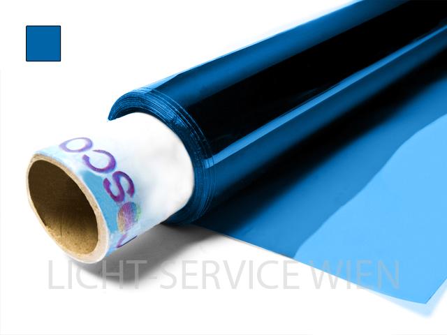 Rosco Supergel #080 Primary Blue