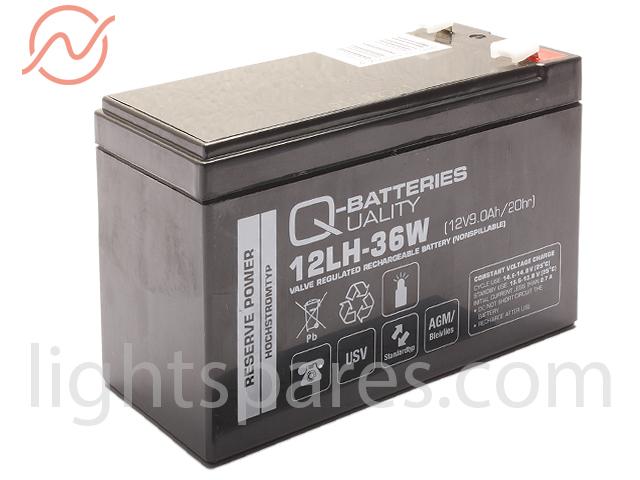 Akku - Jovyatlas AGM-Bleibatterie_9Ah_12V