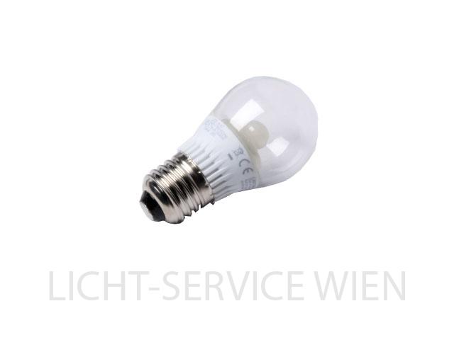LED Leuchtmittel A47 2W/829 Birne klar [E27] GE