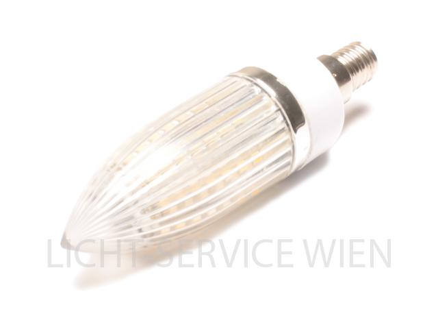 LED Leuchtmittel 230V 2,8W Rundumleuchte [E14]