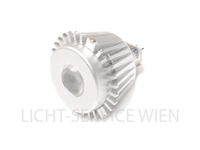 LED Leuchtmittel MR16 5W 12V 40° ww [GU5,3]