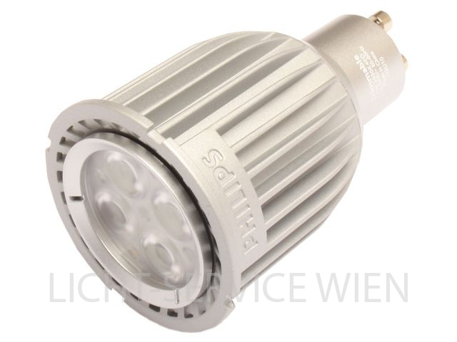 LED Leuchtmittel 230V 7W 40° dim ww [GU10] Philips