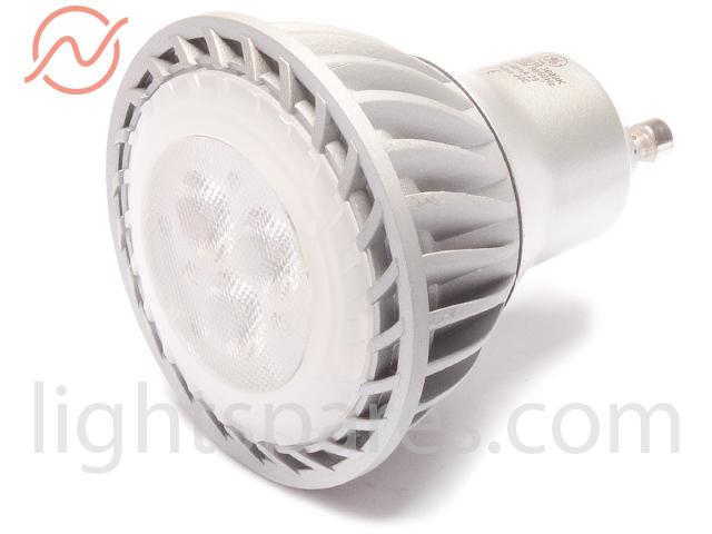 LED Leuchtmittel 230V 4.5W 25° ww [GU10] GE