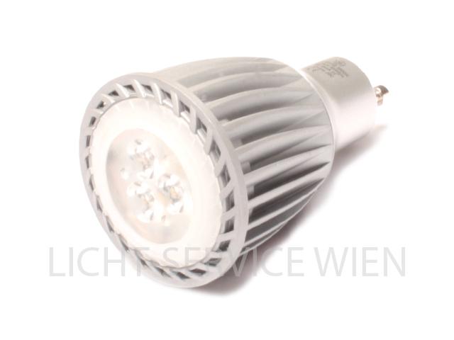 LED Leuchtmittel 230V 7W 25° ww [GU10] GE