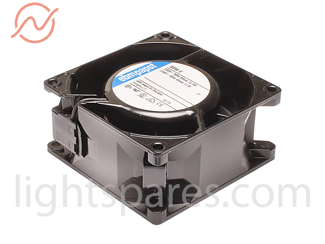 Vari*Lite VL3000 Wash - Lampenlüfter, metall